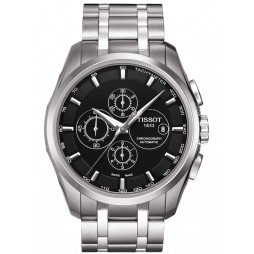 Tissot Mens T-Classic Couturier Watch T035.627.11.051.00