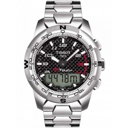Tissot Mens T-Touch Watch T047.420.44.207.00