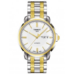 Tissot Mens Two Tone Watch T065.430.22.031.00