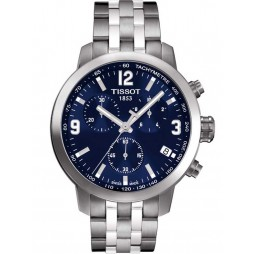 Tissot Mens T-Sport PRC200 Chronograph Watch T055.417.11.047.00