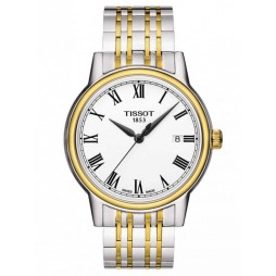 Tissot Mens Two Tone Watch T085.410.22.013.00