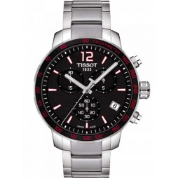 Tissot Mens T-Sport Quickster Bracelet Watch T095.417.11.057.00