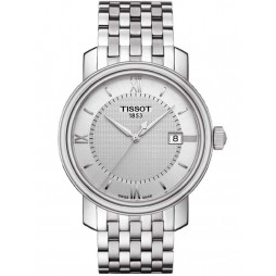 Tissot Mens T-Classic Bridgeport Watch T097.410.11.038.00