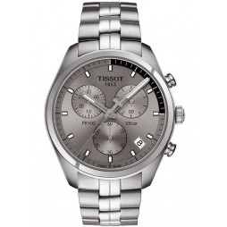Tissot Mens T-Classic PR100 Chronograph Watch T101.417.11.071.00