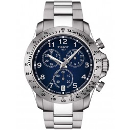Tissot Mens V8 Chronograph Watch T106.417.11.042.00