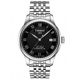 Tissot T-Classic Le Locle Powermatic 80 Watch T006.407.11.053.00