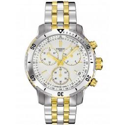 Tissot Mens T-Sport PRS-200 Bracelet Watch T067.417.22.031.01