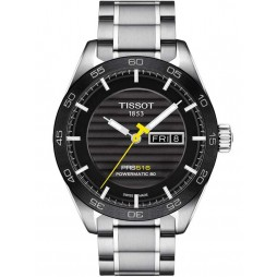 Tissot Mens PRS516 Powermatic 80 Watch T100.430.11.051.00