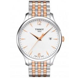 Tissot T-Classic Tradition Bracelet Watch T0636102203701