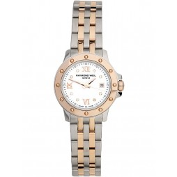 Raymond Weil Ladies Mother Of Pearl Dial Watch 5399-SP500995