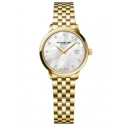 Raymond Weil Womens Toccata Watch 5985-P—097081