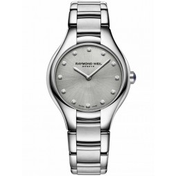 Raymond Weil Ladies Noemia Diamond Watch 5132-ST-065081