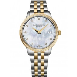 Raymond Weil Ladies Toccata Diamond Watch 5388-SPS-097081