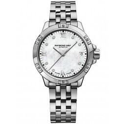 Raymond Weil Ladies Classic Diamond Tango Bracelet Watch 5960-ST-000995