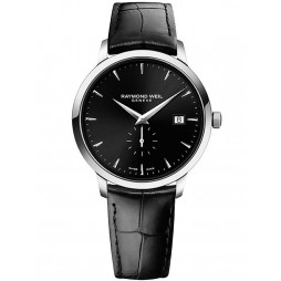 Raymond Weil Mens Toccata Strap Watch 5484-STC-20001