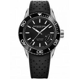 Raymond Weil Mens Freelancer Watch 2760-SR1-020001