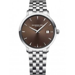 Raymond Weil Mens Bracelet Watch 5488-ST-70001