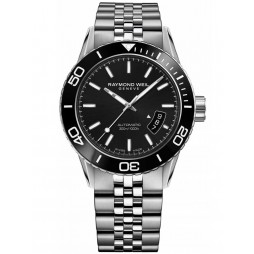Raymond Weil Mens Freelancer Watch 2760-ST1-020001