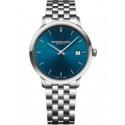 Raymond Weil Toccata Blue Bracelet Watch 5485-ST-50001