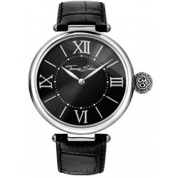 Thomas Sabo Ladies Karma Black Watch WA0260-218-203