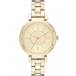 D.K.N.Y Ladies Ellington Watch NY2583