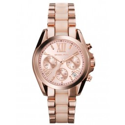 Michael Kors Ladies Bradshaw Chronograph Watch MK6066