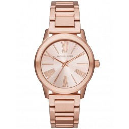 Michael Kors Ladies Hartman Bracelet Watch MK3491