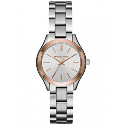 Michael Kors Ladies Mini Slim Runway Watch MK3514