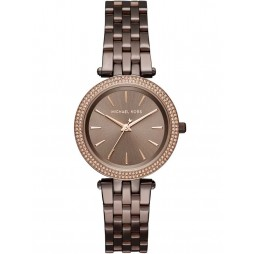 Michael Kors Ladies Mini Darci Bracelet Watch MK3553