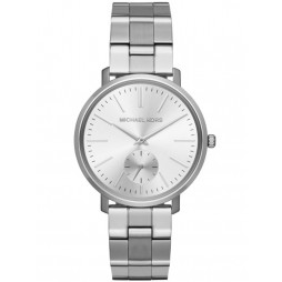 Michael Kors Ladies Jaryn Stainless Steel Bracelet Watch MK3499