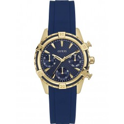 Guess Ladies Catalina Chronograph Strap Watch W0562L2