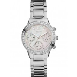 Guess Ladies Mini Glam Hype Bracelet Watch W0546L1