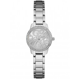 Guess Ladies Greta Stainless Steel Bracelet Watch W0891L1