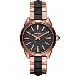 Diesel Ladies Nuki Rose Gold Watch DZ5473