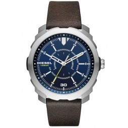 Diesel Mens Machinus Strap Watch DZ1787