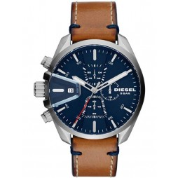 Diesel Mens MS9 Strap Watch DZ4470