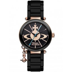 Vivienne Westwood Ladies Kensington Watch VV067RSBK