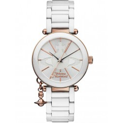 Vivienne Westwood Ladies Kensington Watch VV067RSWH