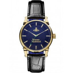 Vivienne Westwood Mens The Finsbury Watch VV065NVBK