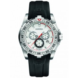 Roamer Mens Power Chrono Watch 750837 46 95 07