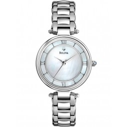 Bulova Ladies Classic Watch 96L185