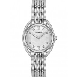 Bulova Classic Diamond Bracelet Watch 96R212