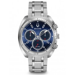 Bulova Mens Curv Chronograph Watch 96A185