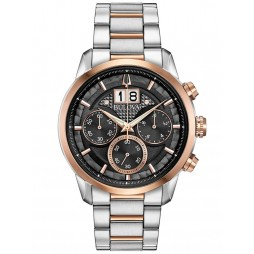 Bulova Mens Classic Sutton Watch 98B335