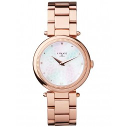 Links of London Ladies Timeless Rose Gold Watch 6010.2221