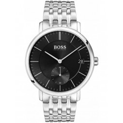 Hugo Boss Mens Corporal Multi Link Bracelet Watch 1513641