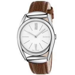 Gucci Ladies Horsebit Watch YA140401