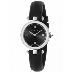 Gucci Ladies Diamantissima Strap Watch YA141506