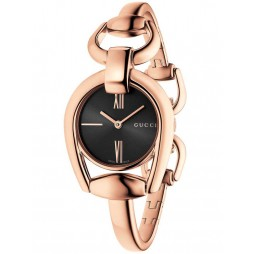 Gucci Ladies Horsebit Watch YA139507