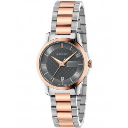 Gucci Ladies Timeless Bracelet Watch YA126527